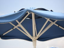 Umbrella. For beatch, sun, garden over you Royalty Free Stock Photos