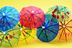 Umbrella Abstract Royalty Free Stock Photography