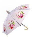 Umbrella on background. Stock Image