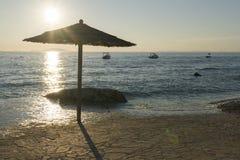 Umbrella beach Royalty Free Stock Photo