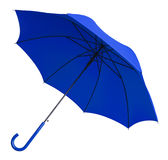 Umbrella Blue Royalty Free Stock Photo