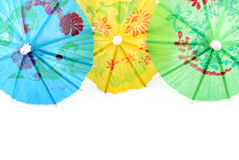 Umbrella Boarder Royalty Free Stock Photography
