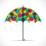 Abstract umbrella Royalty Free Stock Image