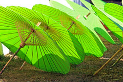 Umbrella Factory Stock Photography