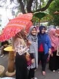 Umbrella festival Stock Photography