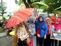 Umbrella festival Royalty Free Stock Photography