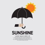 Umbrella. Royalty Free Stock Image