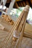 Umbrella handmade. Royalty Free Stock Photo