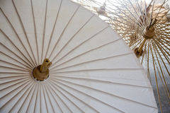 Umbrella handmade. Stock Images