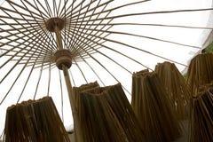 Umbrella handmade. Stock Image