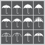 Umbrella icon Stock Photo