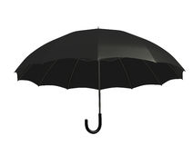 Umbrella illustration Royalty Free Stock Photo