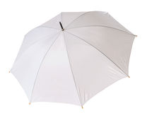 Umbrella. Isolated Royalty Free Stock Photography