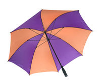 Umbrella isolated Stock Photography