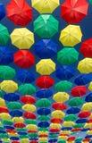 Umbrella Party Stock Image