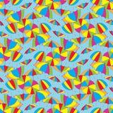Umbrella pattern 3 Stock Photo