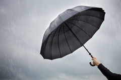 Umbrella (protection concept) Royalty Free Stock Photography