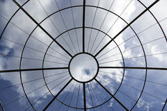 Umbrella roof Royalty Free Stock Image