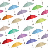 Umbrella seamless pattern. Fashion accessories sale concept Royalty Free Stock Photography