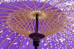Umbrella skeleton Royalty Free Stock Photo