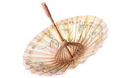 Umbrella from solar Stock Photo