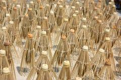 Umbrella structure Stock Image