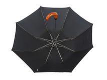 Umbrella upside down Royalty Free Stock Photos