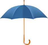 Umbrella vector Royalty Free Stock Photos