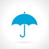 Umbrella vector icon Royalty Free Stock Photography