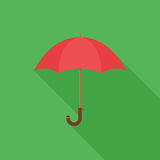 Umbrella vector illustration Stock Photos