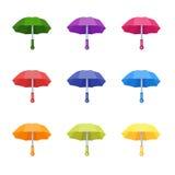 Umbrella vector illustration. Royalty Free Stock Photo