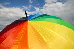 Umbrella weather Royalty Free Stock Images