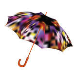 Umbrella on a white background. Vector Royalty Free Stock Photography