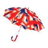 Umbrella on a white background. Vector Royalty Free Stock Image