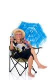 Umbrella woman Royalty Free Stock Image