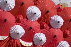 Umbrella1 Stock Afbeelding
