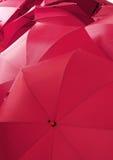 Umbrellas. Abstract - Umbrellas Stock Photography