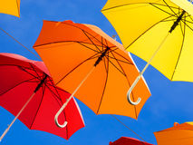 Free Umbrellas Royalty Free Stock Photography - 53552247