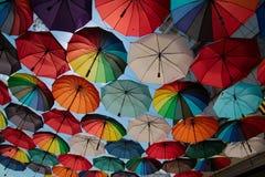 Free Umbrellas Royalty Free Stock Photo - 72858965