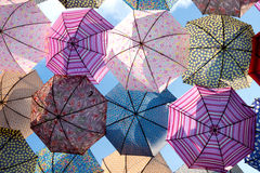 Umbrellas Royalty Free Stock Photos