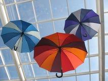 Umbrellas Stock Images