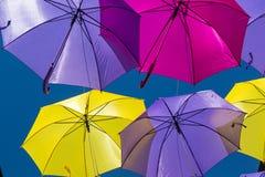 Umbrellas Royalty Free Stock Image
