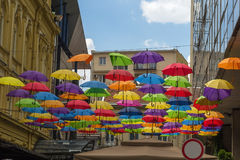 Umbrellas Royalty Free Stock Image