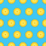 Umbrellas. Vector pattern for the background. Royalty Free Stock Photo