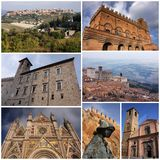 Umbria Royalty Free Stock Image