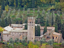 Umbria Abandoned Villa Royalty Free Stock Photography