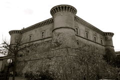 Umbria castle Royalty Free Stock Photo