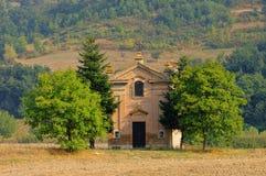 Umbria chapel Royalty Free Stock Photos