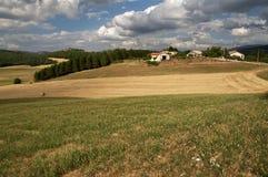 Umbria Farm Royalty Free Stock Image