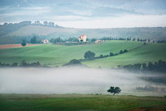 Umbria rural scene Royalty Free Stock Image